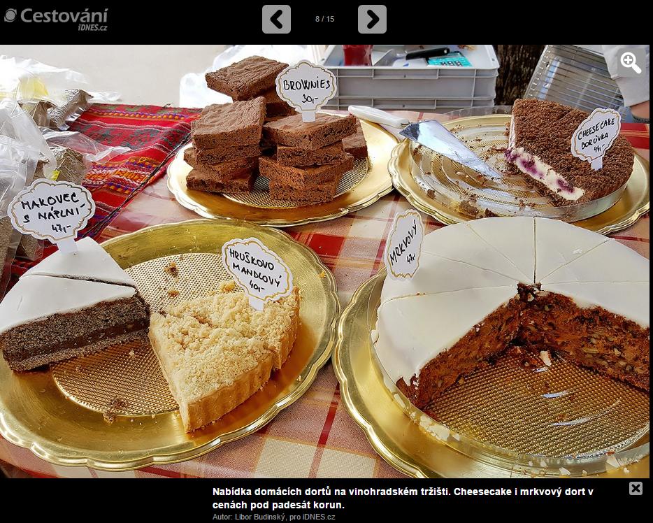Nejlepší dorty a koláče na světě